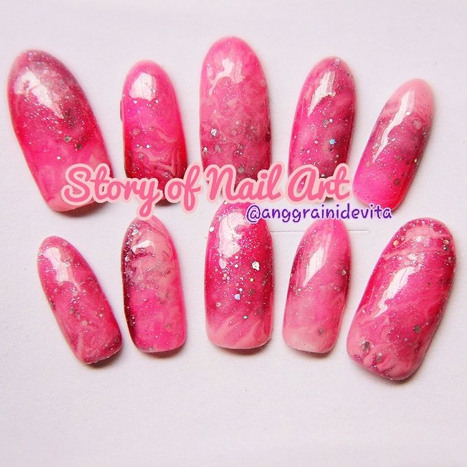 Daily Nails all occasions by Story of Nailart - 001