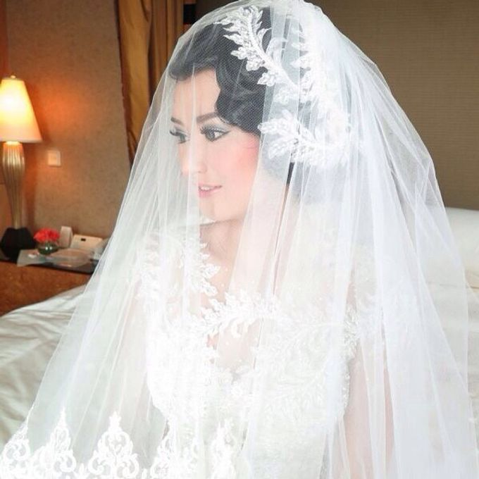 Beautiful Bride by DONNY LIEM The Make Up Art - 009