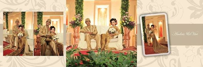 Wedding Andris & Vivi by Charis Production - 045