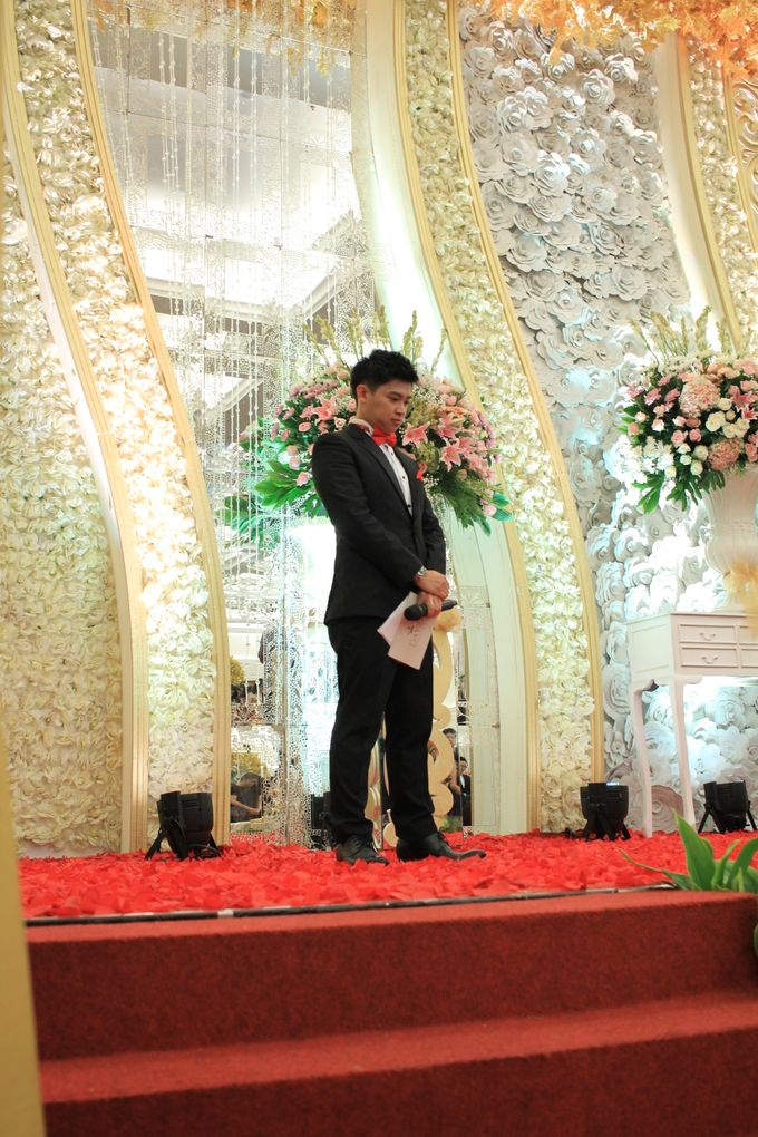 Mc Wedding Menara mandiri  Plaza Bapindo Jakarta - Anthony Stevven by IKK Wedding Planner - 011
