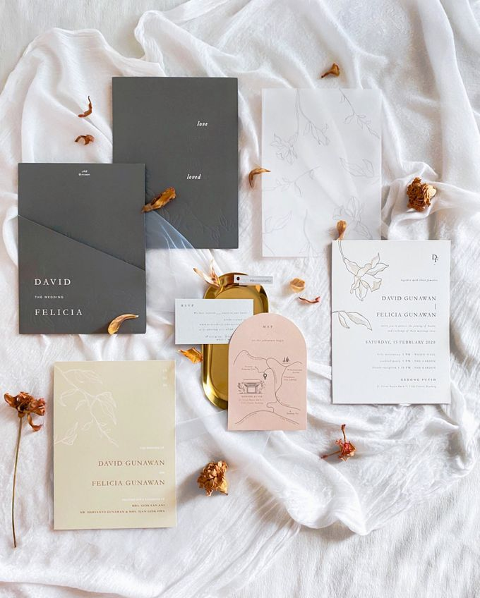 David & Felicia Invitation Suite by Sho Paper - 001