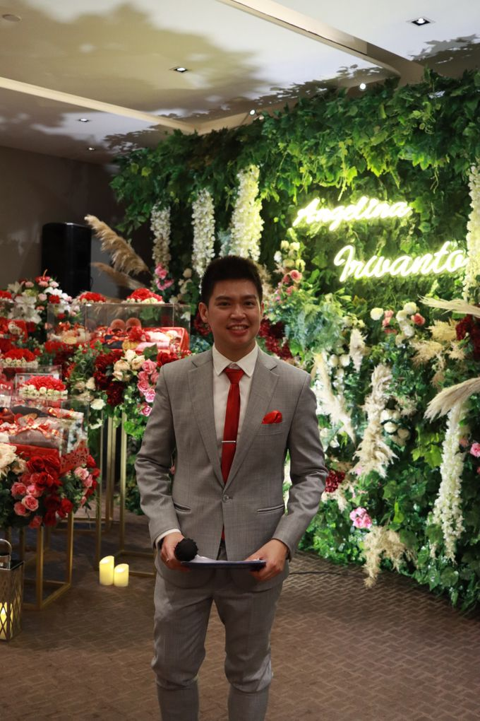 MC Engagement and Sangjit OnFive Grand Hyatt Jakarta - Anthony Stevven by Anthony Stevven - 010