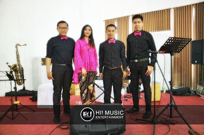 Wedding Reception Events (The Band) by Hi! Music Entertainment - 035