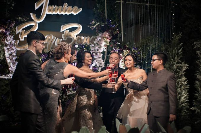 Wedding of JANICE & BINGBANG by Hotel Majapahit - 002