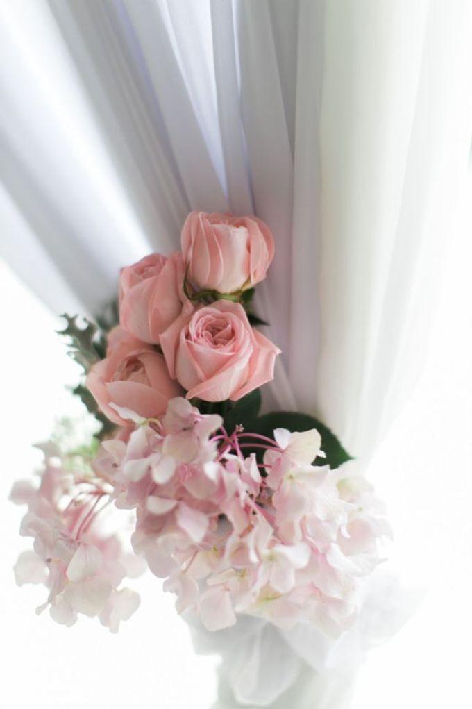 Ferry & Cynthia Wedding Decor by AiLuoSi Wedding & Event Design Studio - 008