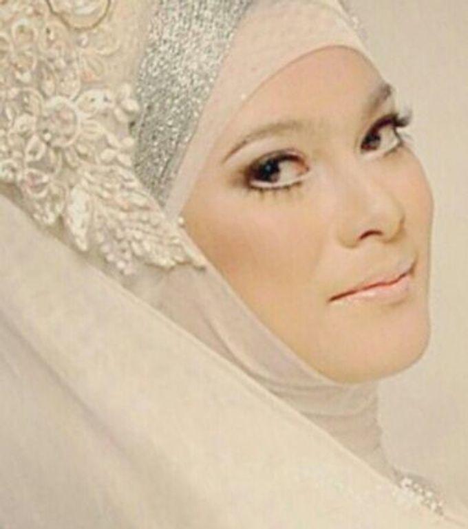 Pengantin Muslim by Arum Ndalu Sanggar Rias Pengantin - 005