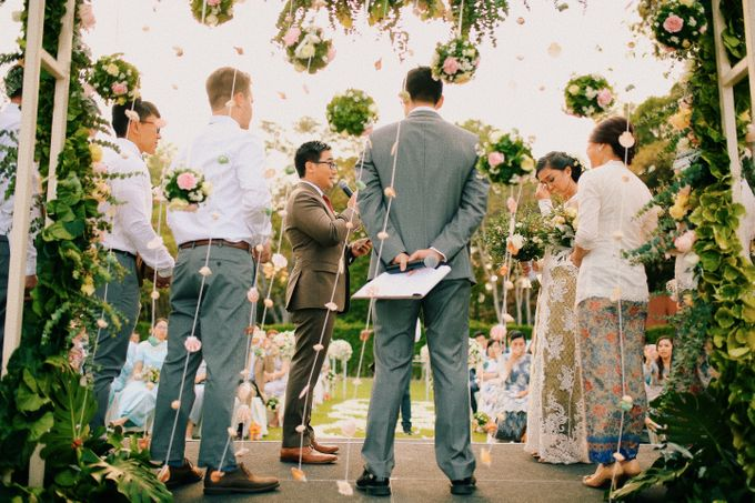 Mixed Culture Wedding Ever at huahin Thailand by Kanvela - 004