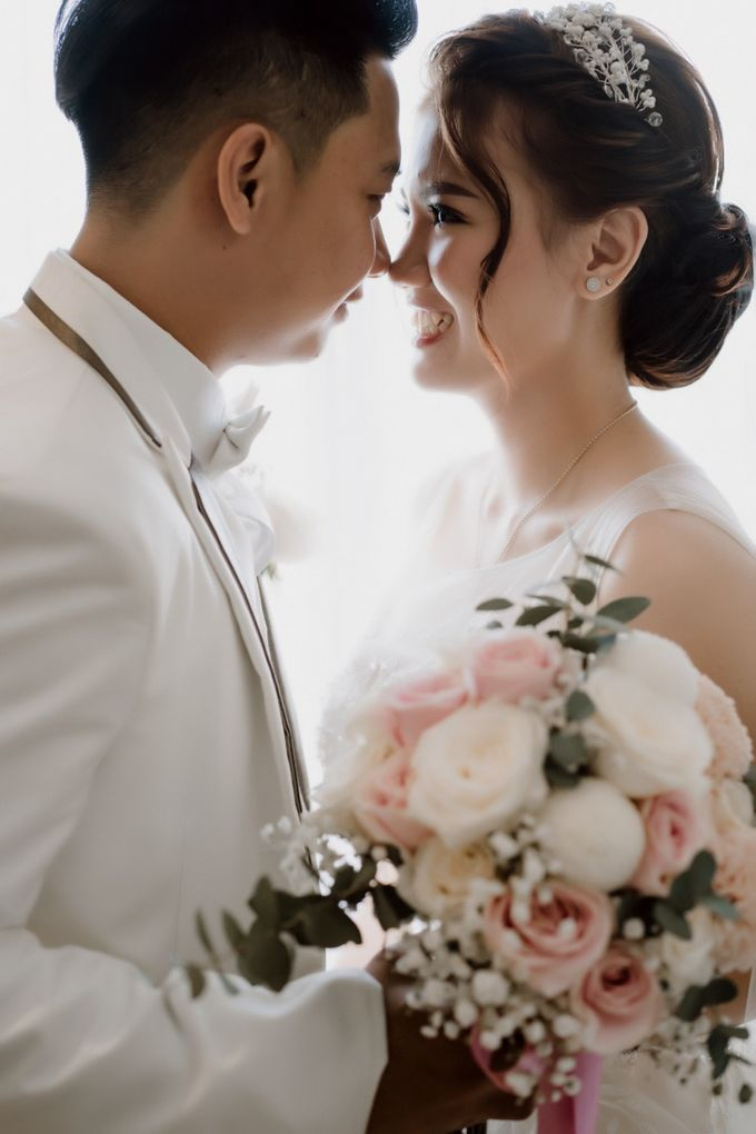 The Wedding of Bella & Ryan by Benoite Florist - 001