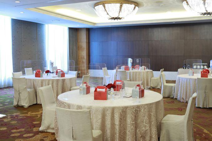 MC Sangjit Hotel Mulia Gerbera Room Jakarta - Anthony Stevven by Anthony Stevven - 003