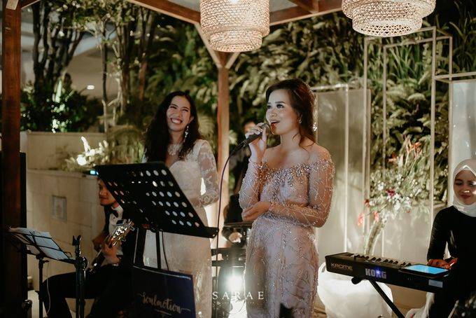 POOLSIDE WEDDING by Crowne Plaza Bandung - 014