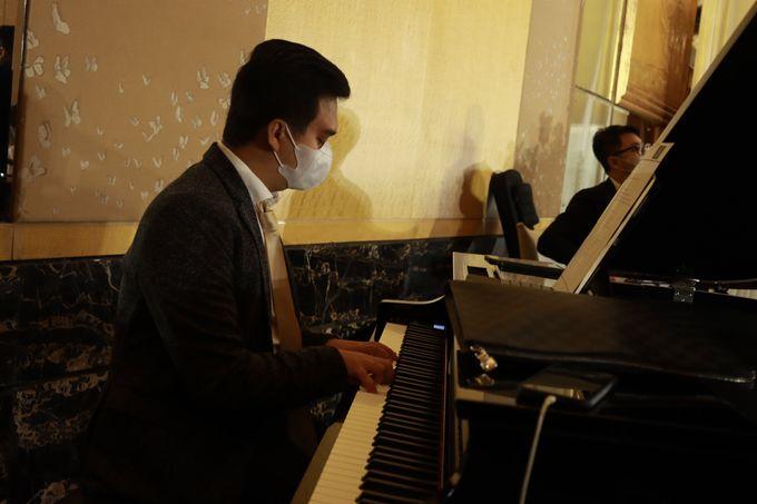 Entertainment Sangjit Hotel Mulia Jakarta by Double V Entertainment by Albert Yanuar - 019