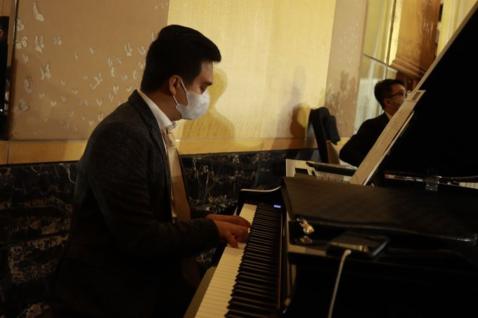 Entertainment Sangjit Hotel Mulia Jakarta by Double V Entertainment by Double V Entertainment - 019