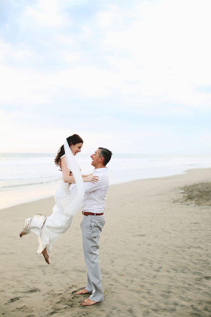 Beach Wedding by W Bali - Seminyak - 028