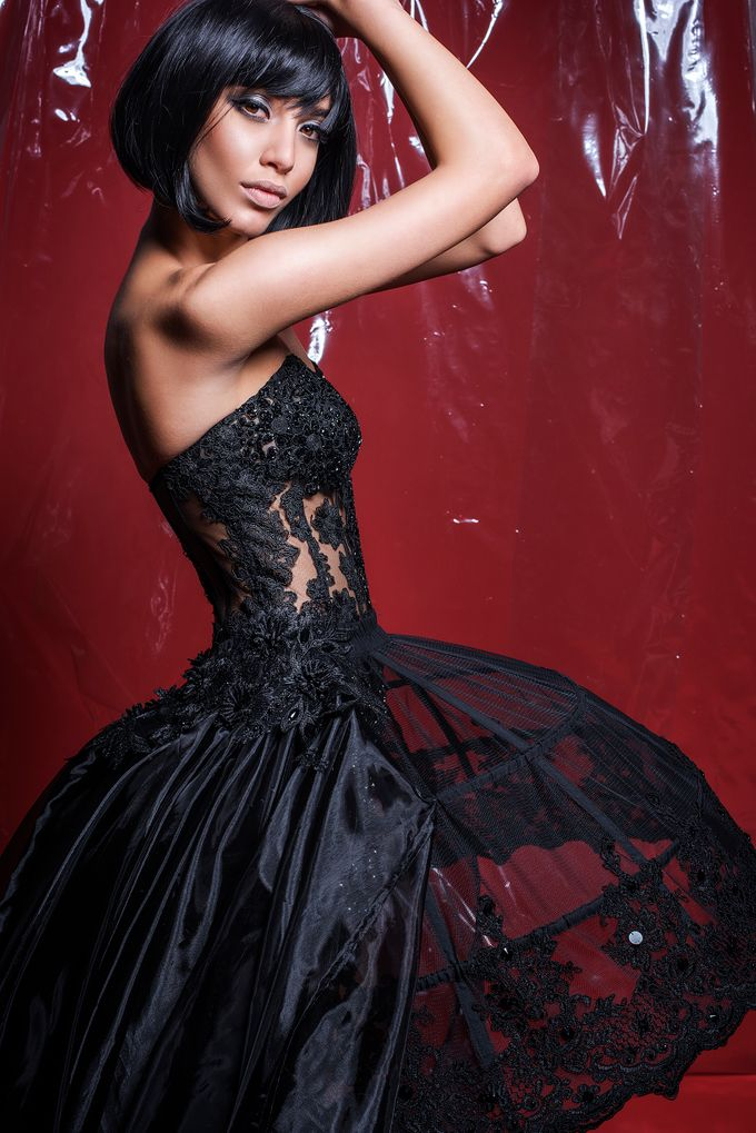 Black Collection by Crystal Clarissa - 008