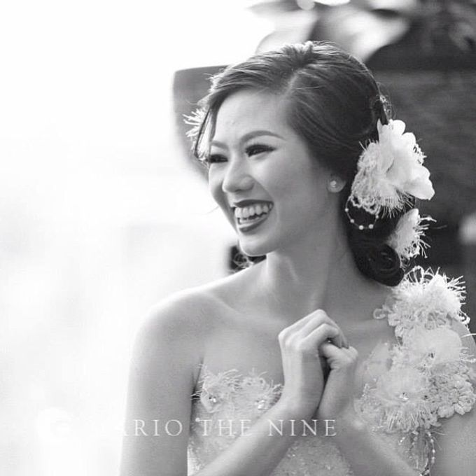 Beautiful Bride by DONNY LIEM The Make Up Art - 014