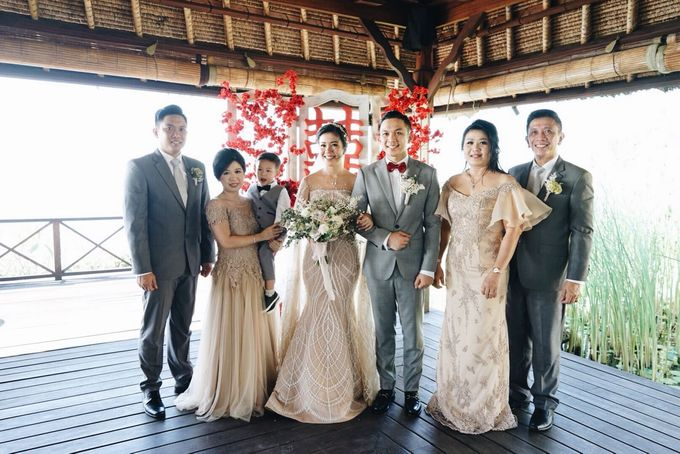 Andrew & Cassandra Wedding by Love Bali Weddings - 005