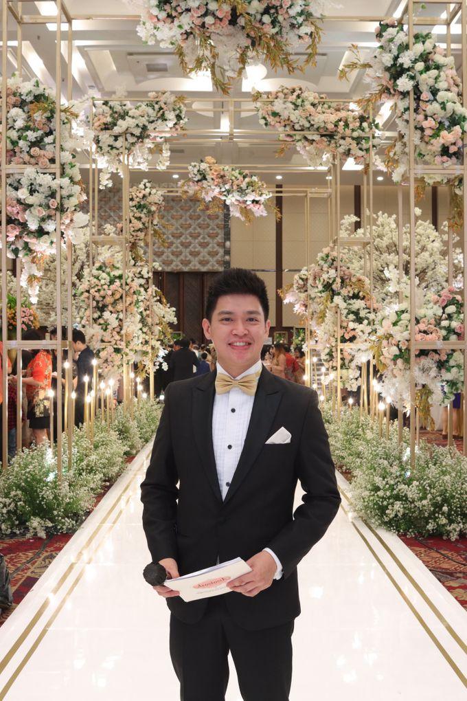 MC Wedding Nusantara Hall ICE BSD - Anthony Stevven by Anthony Stevven - 011