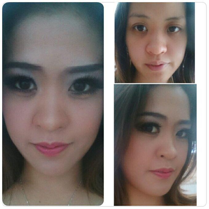 Before After Make up by Monika Sujono Make Up Artist - 040