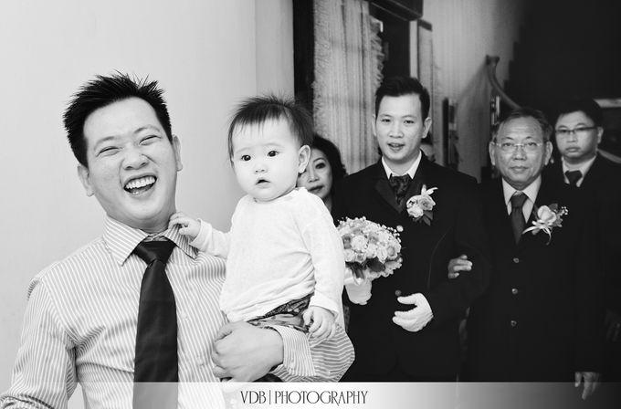 [Wedding Day] Rio & Winnie by VDB Photography - 020