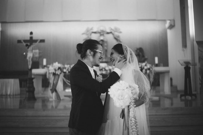 Putri & Christopher by ProjectDEA Wedding Planner - 001
