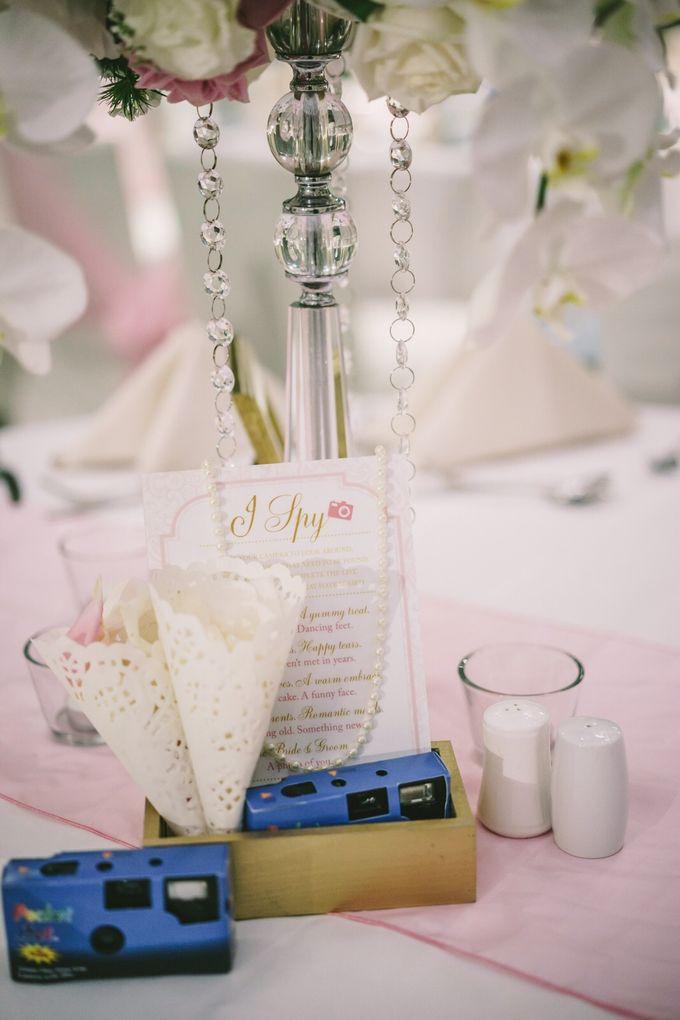 Wedding of Huang & Imelda by Rosette Designs & Co - 010