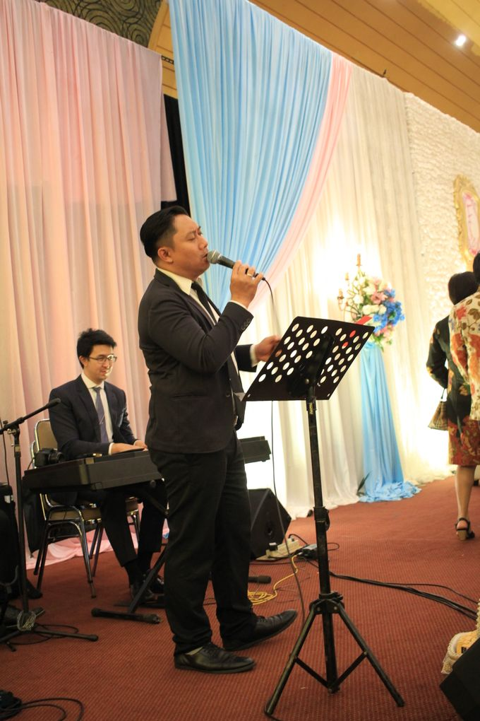 MC Wedding Prisma Ballroom Jakarta - Anthony Stevven by KEYS Entertainment - 004