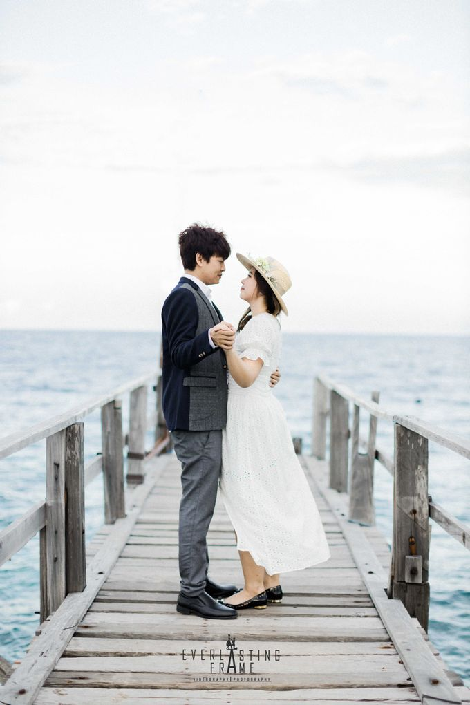 Chandra & Gerda Pre-Wedding | Bali by Everlasting Frame - 028