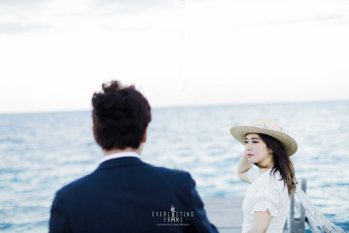 Chandra & Gerda Pre-Wedding | Bali by Everlasting Frame - 034