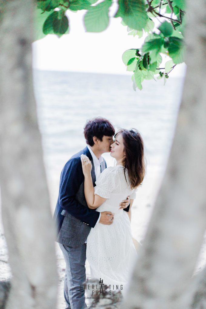 Chandra & Gerda Pre-Wedding | Bali by Everlasting Frame - 043