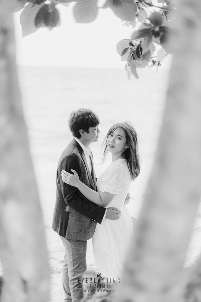 Chandra & Gerda Pre-Wedding | Bali by Everlasting Frame - 044