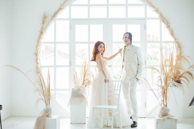 Prewedding of Richard & Sukma by Ricky-L Photo & Bridal  - 002