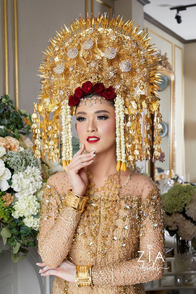 Minang by Zia Brides Make Up Artist & Kebaya - 002