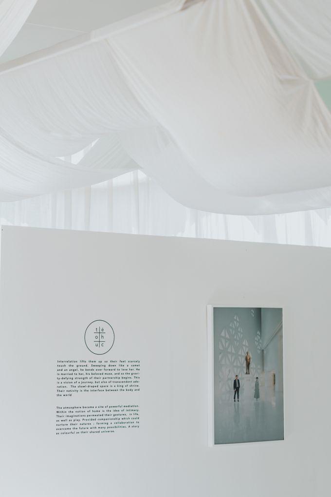 The Wedding of Ghea & Saleh by Elior Design - 009