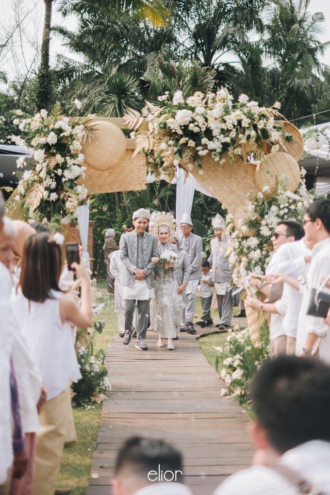 The Wedding of Citra & Deri by Elior Design - 003