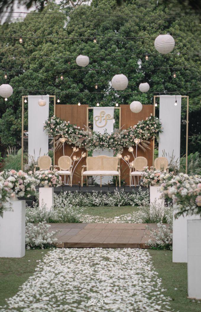The Wedding of Ferdy & Febe by Elior Design - 016