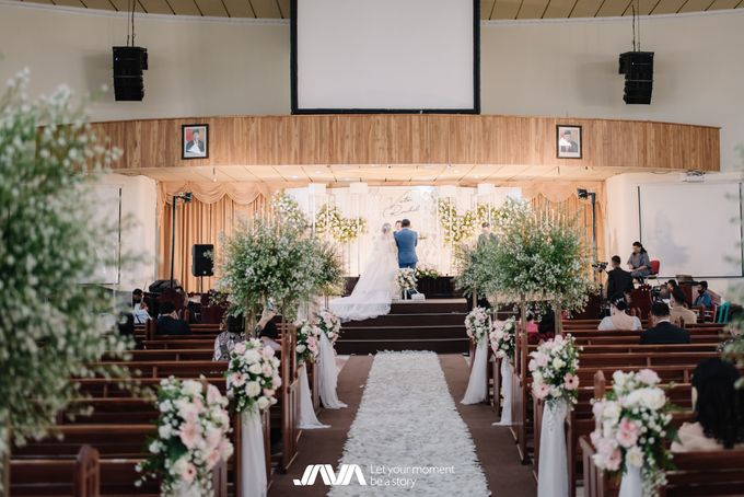 The Wedding of Victor and Rachel by Elior Design - 001