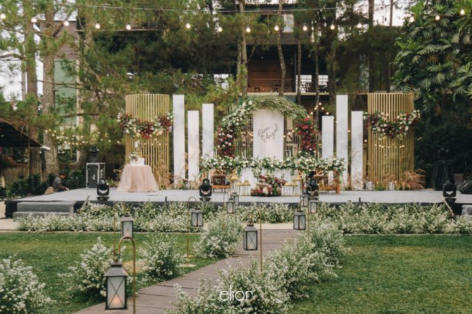 The Wedding of Gian & Angel by Elior Design - 020