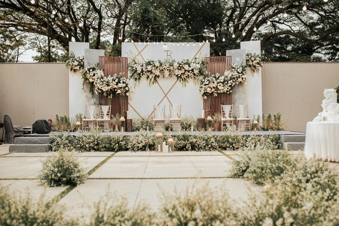 The Wedding of Tommy Kintami by Elior Design - 017