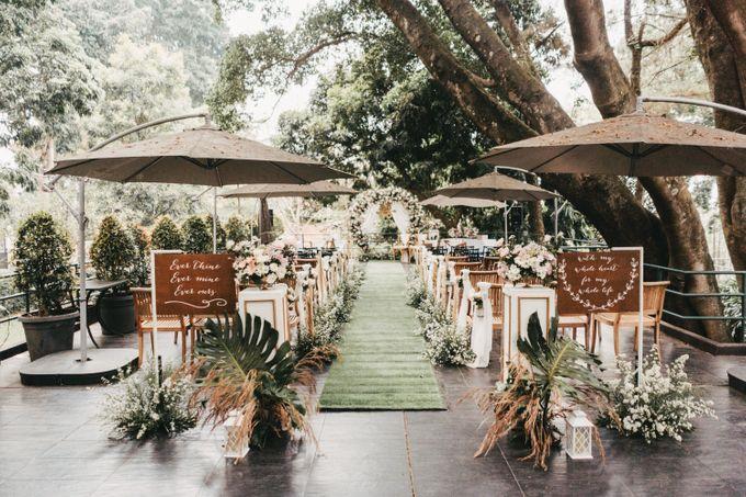 The Wedding of Stephan & Gabby by Elior Design - 023