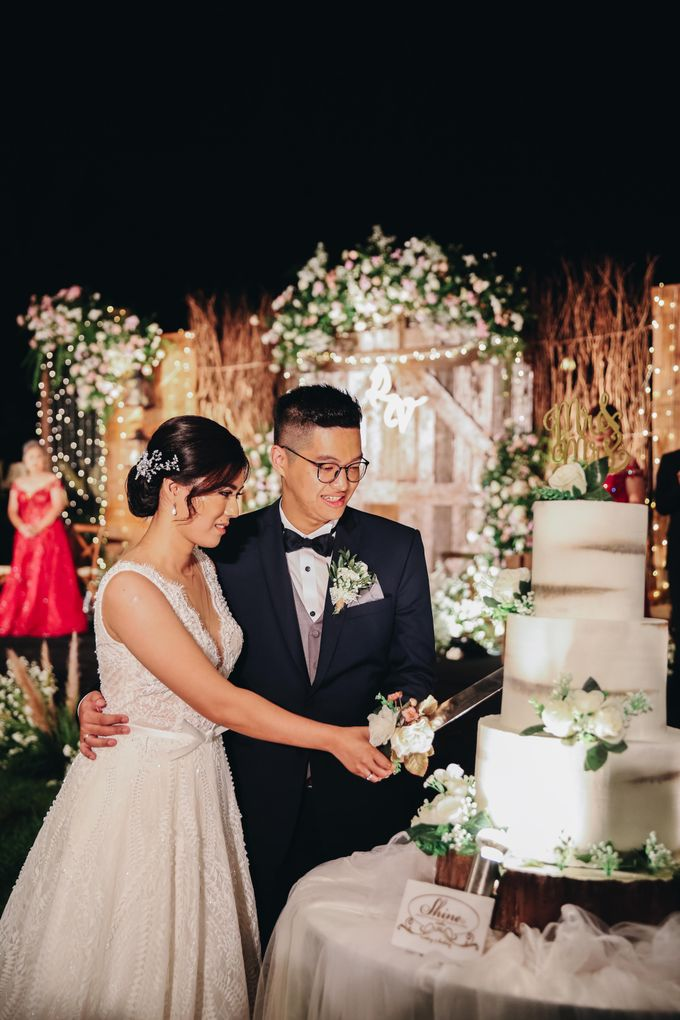 The Wedding of Reyhan and Vero by Elior Design - 014