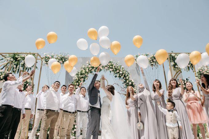 The Wedding of Novilia & Didik by Elior Design - 001