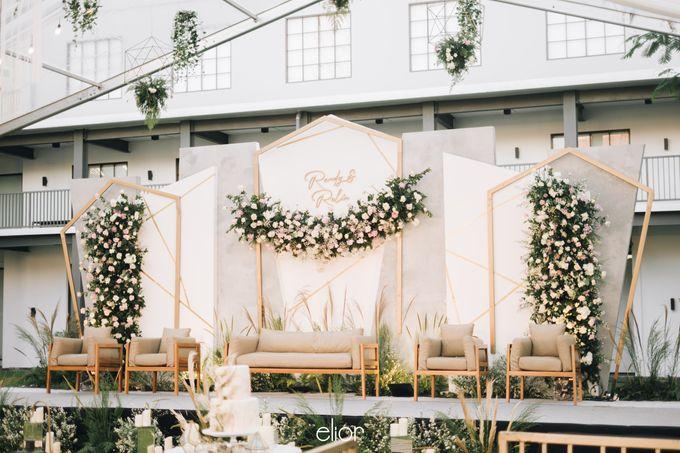The Wedding of Randy & Rulin by Elior Design - 004