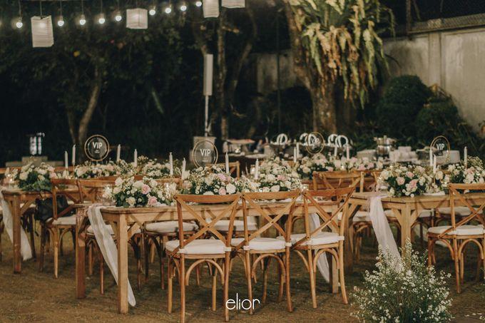 The Wedding Of Felicia & Deny by Elior Design - 012
