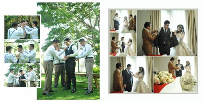 Wedding Day by AI Photo & Video - 006