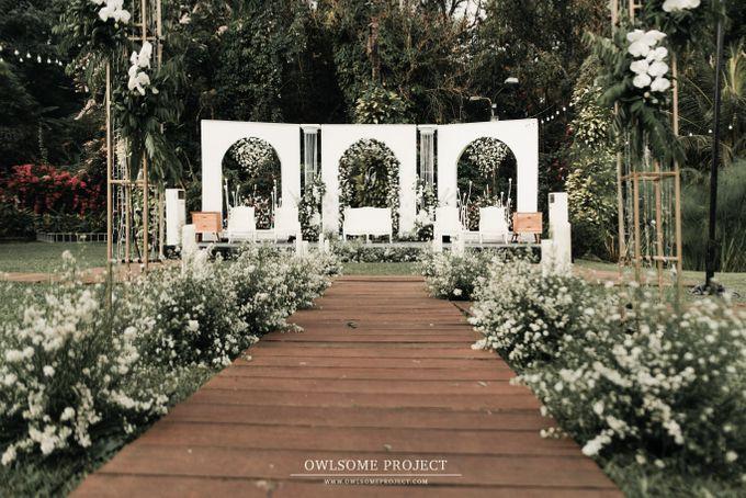 The Wedding of Nadia and Irham by Elior Design - 019