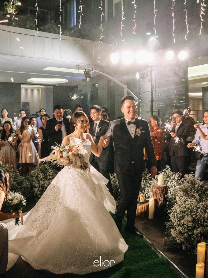 The Wedding Of  Yogi & Monica by Elior Design - 015