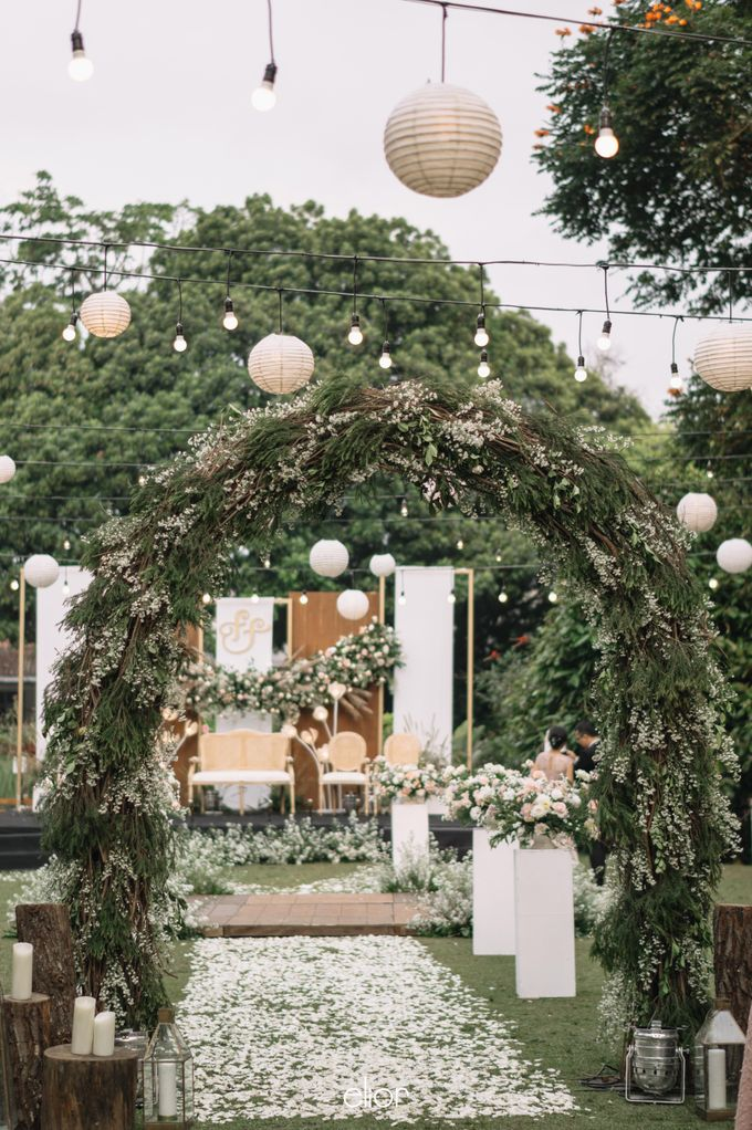 The Wedding of Ferdy & Febe by Elior Design - 010