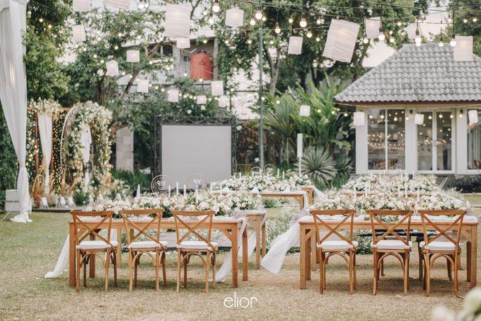 The Wedding Of Felicia & Deny by Elior Design - 013