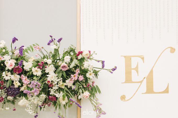 The Wedding of Eriely Lukman by Elior Design - 002