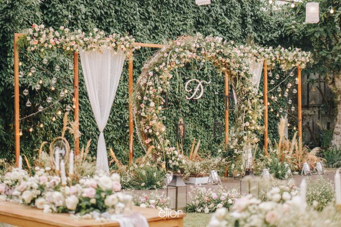 The Wedding Of Felicia & Deny by Elior Design - 014